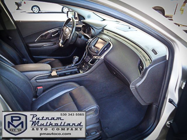2014 Buick LaCrosse Leather Chico, CA 12