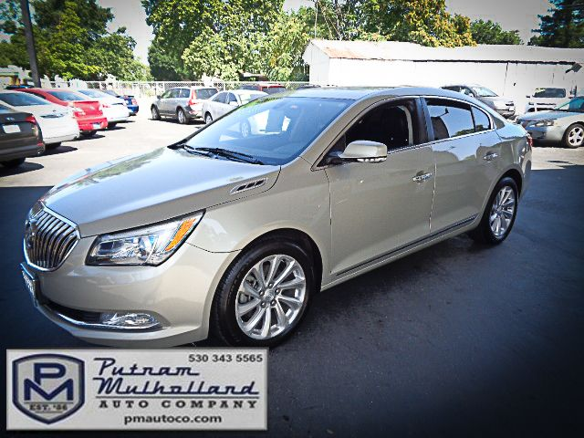 2014 Buick LaCrosse Leather Chico, CA 2
