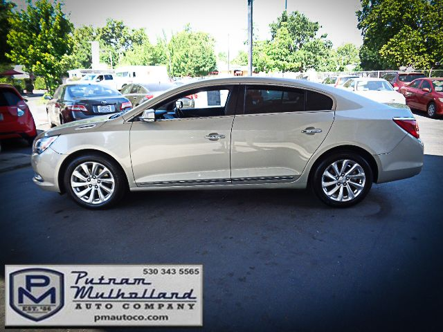 2014 Buick LaCrosse Leather Chico, CA 3