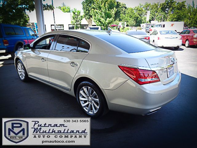 2014 Buick LaCrosse Leather Chico, CA 4