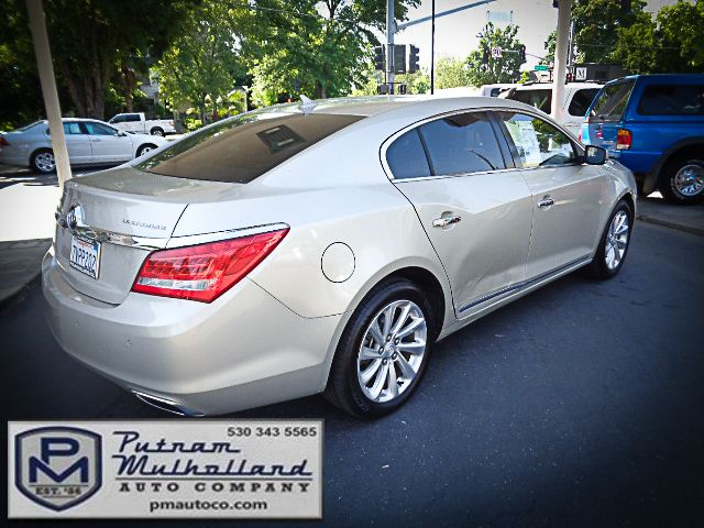 2014 Buick LaCrosse Leather Chico, CA 6