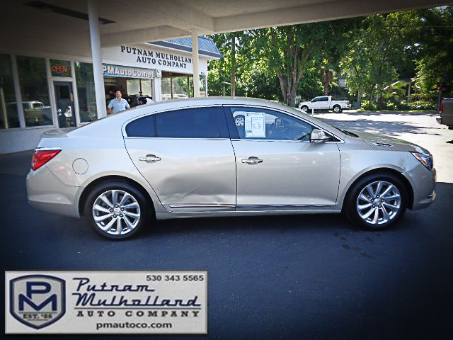2014 Buick LaCrosse Leather Chico, CA 7