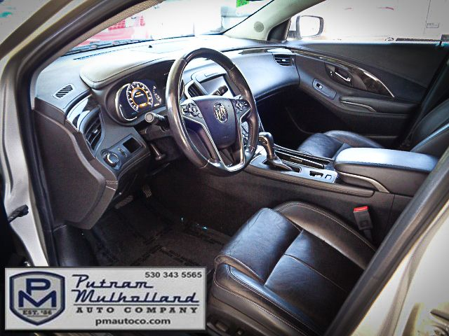 2014 Buick LaCrosse Leather Chico, CA 8