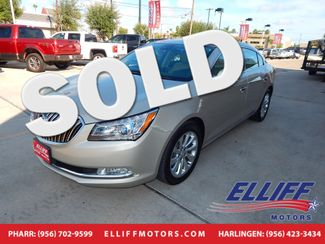 2014 Buick LaCrosse Leather in Harlingen TX, 78550