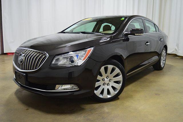 2014 Buick LaCrosse Premium I/ W Sunroof & Navi in Merrillville IN, 46410