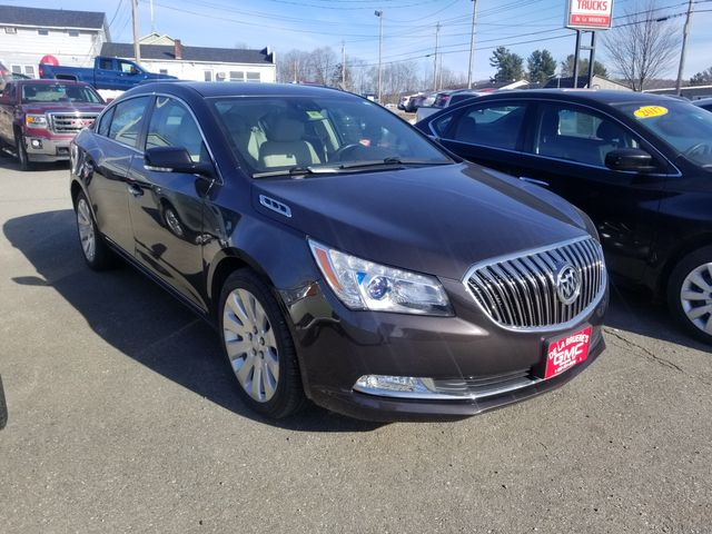 2014 Buick LaCrosse Leather Newport, VT