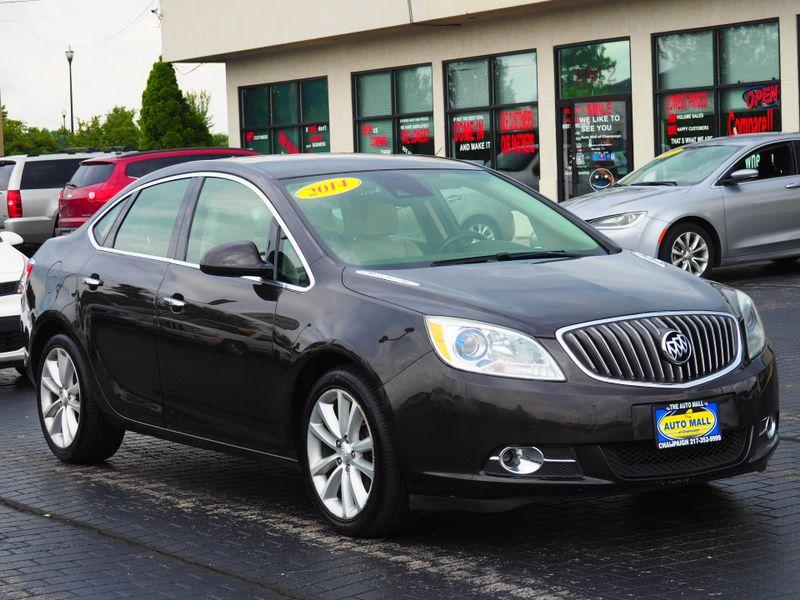 2014 Buick Verano Convenience Group | Champaign, Illinois | The Auto Mall of Champaign in Champaign Illinois