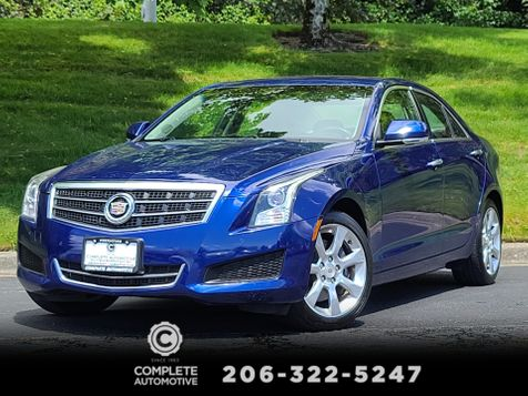 2014 Cadillac ATS 2.0T AWD Luxury 1 Owner History $2,830 in Options Save Over $27000 in Seattle