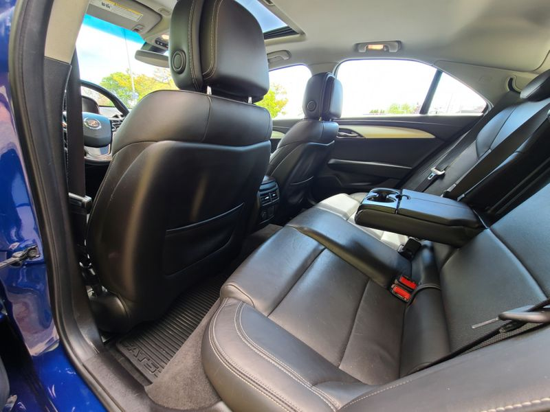 2014 Cadillac ATS 20T AWD Luxury 1 Owner History 2830 in Options Save Over 27000  city Washington  Complete Automotive  in Seattle, Washington
