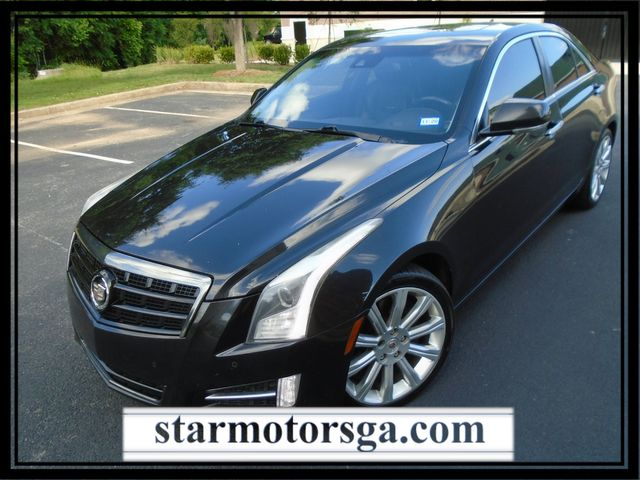 2014 Cadillac ATS Performance RWD