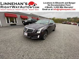 2014 Cadillac ATS Performance AWD in Bangor, ME 04401