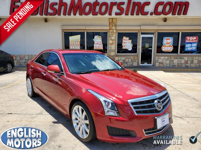 2014 Cadillac ATS Luxury RWD in Brownsville, TX 78521
