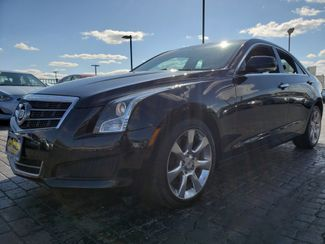 2014 Cadillac ATS Luxury AWD | Champaign, Illinois | The Auto Mall of Champaign in Champaign Illinois
