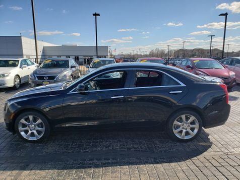 2014 Cadillac ATS Luxury AWD | Champaign, Illinois | The Auto Mall of Champaign in Champaign, Illinois