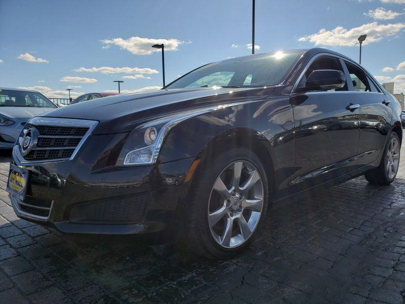2014 Cadillac ATS Luxury AWD   Champaign, Illinois   The Auto Mall of Champaign in Champaign Illinois
