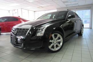 2014 Cadillac ATS Luxury RWD W/ BACK UP CAM Chicago, Illinois 2