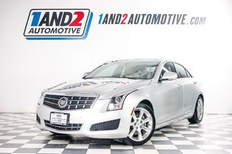 2014 Cadillac ATS Luxury RWD in Dallas TX