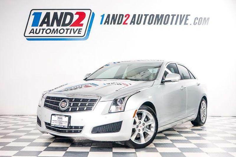 2014 Cadillac ATS Luxury RWD in Dallas TX