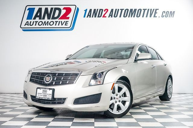 2014 Cadillac ATS in Dallas TX