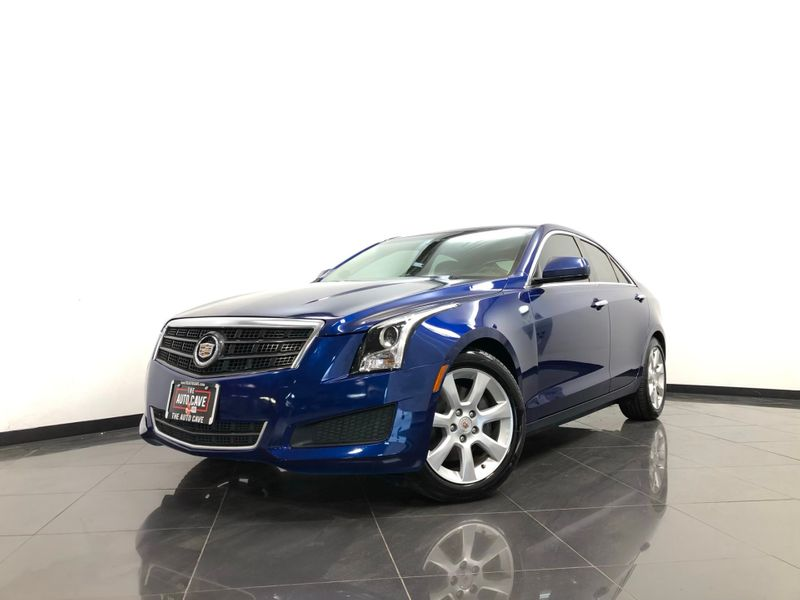 2014 Cadillac ATS *Get Approved NOW*   The Auto Cave