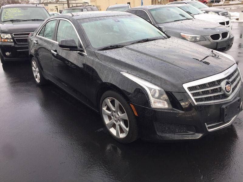 2014 Cadillac ATS Luxury RWD | Dayton, OH | Harrigans Auto Sales in Dayton OH