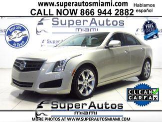 2014 Cadillac ATS Luxury RWD in Doral FL, 33166