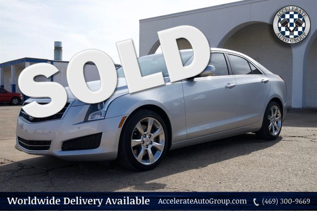 2014 Cadillac ATS Luxury RWD in Rowlett