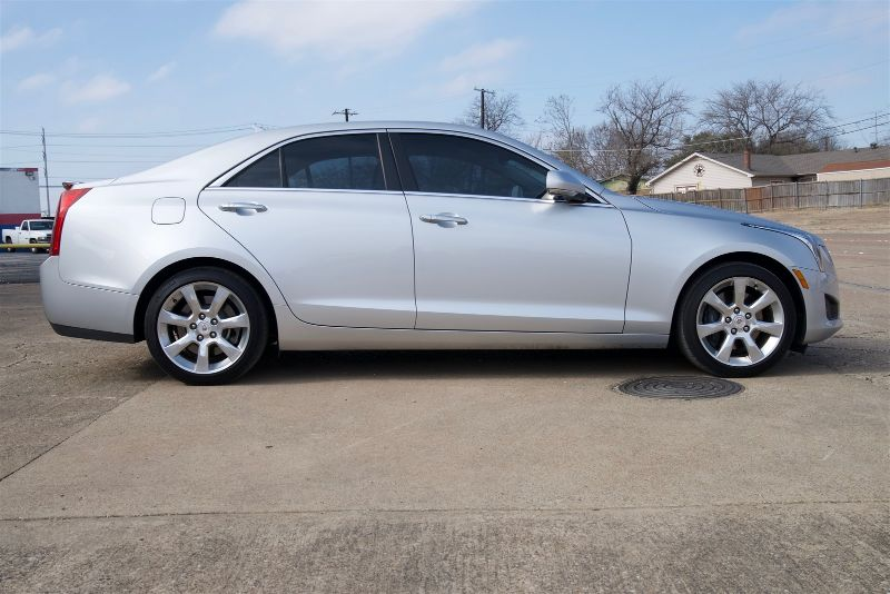 2014 Cadillac ATS Luxury RWD in Rowlett, Texas