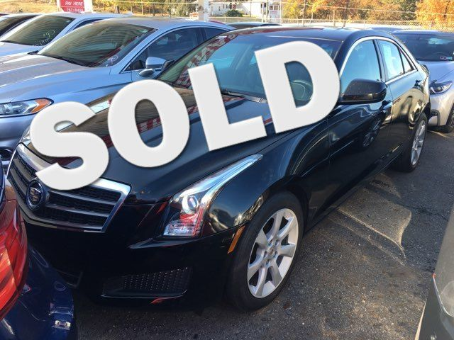 2014 Cadillac ATS Standard AWD - John Gibson Auto Sales Hot Springs in Hot Springs Arkansas