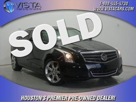 2014 Cadillac ATS Luxury RWD in Houston, Texas