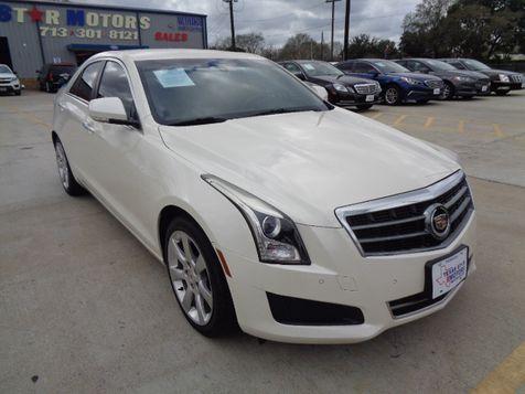 2014 Cadillac ATS Luxury RWD in Houston