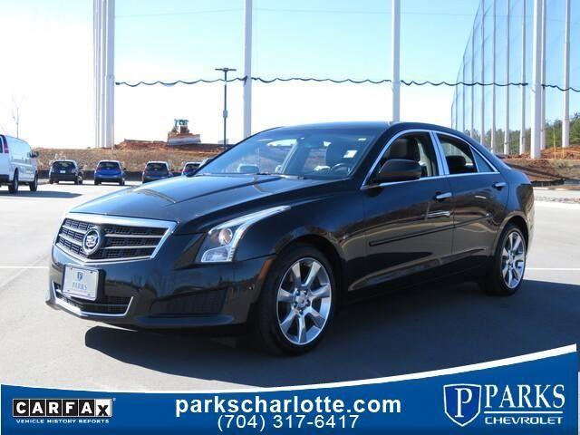 2014 Cadillac ATS Standard AWD in Kernersville, NC 27284