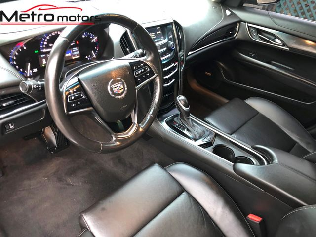 2014 Cadillac ATS Standard RWD Knoxville , Tennessee 15