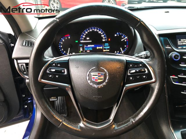 2014 Cadillac ATS Standard RWD Knoxville , Tennessee 17
