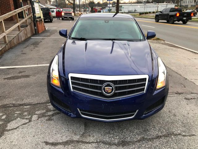 2014 Cadillac ATS Standard RWD Knoxville , Tennessee 2