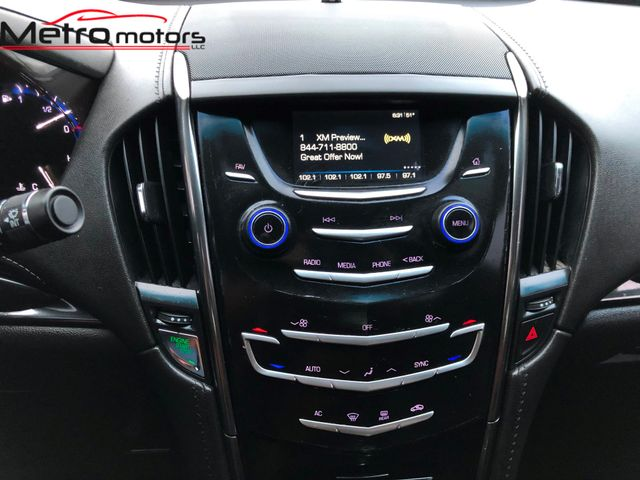 2014 Cadillac ATS Standard RWD Knoxville , Tennessee 20