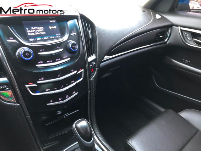 2014 Cadillac ATS Standard RWD Knoxville , Tennessee 25