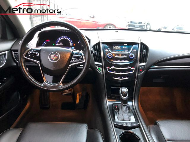 2014 Cadillac ATS Standard RWD Knoxville , Tennessee 33