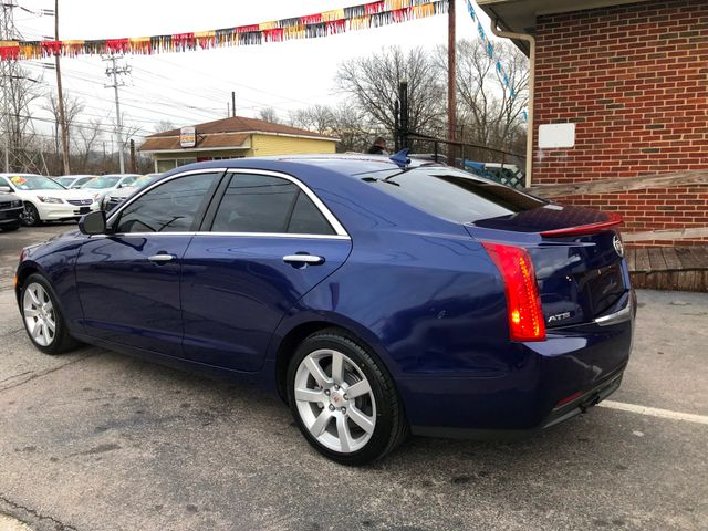 2014 Cadillac ATS Standard RWD Knoxville , Tennessee 37