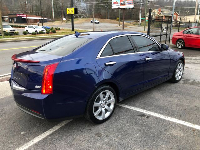 2014 Cadillac ATS Standard RWD Knoxville , Tennessee 46