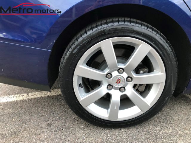 2014 Cadillac ATS Standard RWD Knoxville , Tennessee 47