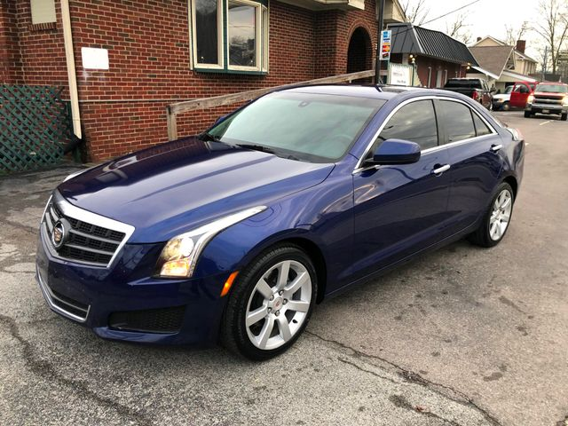 2014 Cadillac ATS Standard RWD Knoxville , Tennessee 7