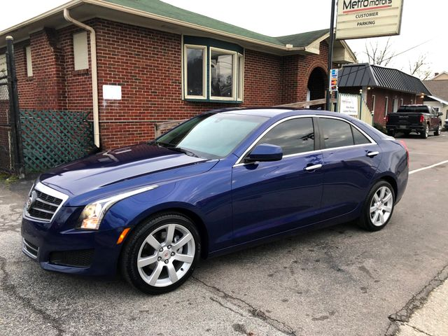 2014 Cadillac ATS Standard RWD Knoxville , Tennessee 8