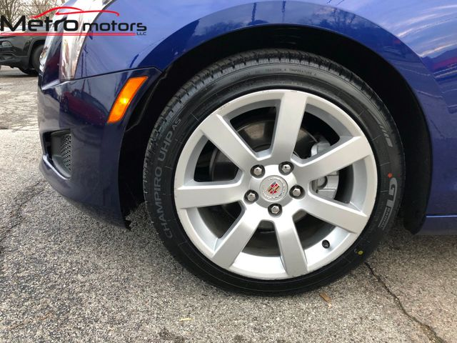2014 Cadillac ATS Standard RWD Knoxville , Tennessee 9