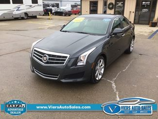 2014 Cadillac ATS Luxury RWD in Lapeer, MI 48446
