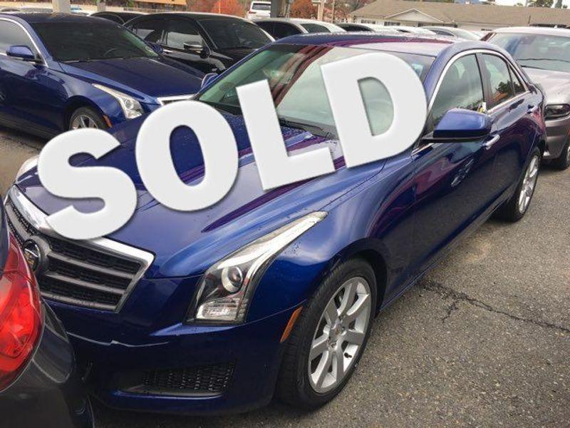 2014 Cadillac ATS Standard RWD | Little Rock, AR | Great American Auto, LLC in Little Rock AR