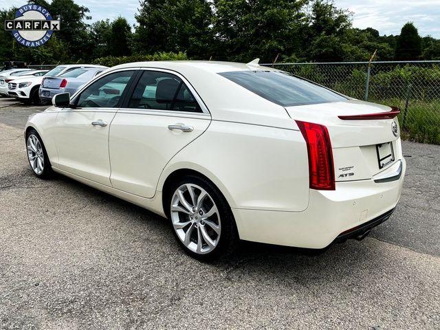 2014 Cadillac ATS Premium RWD Madison, NC 3