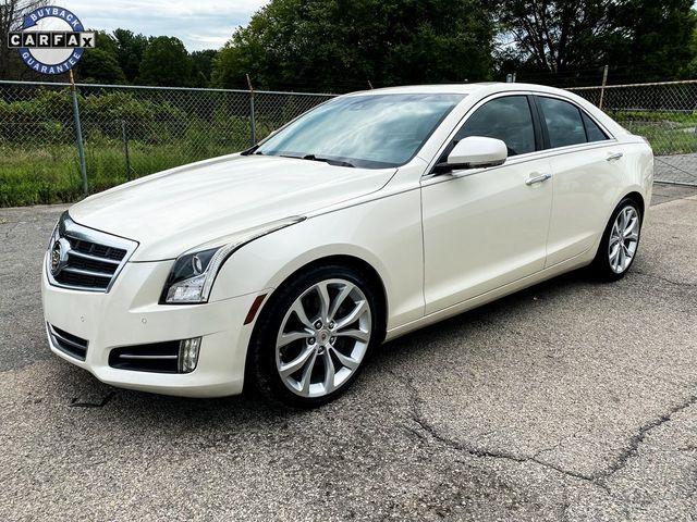 2014 Cadillac ATS Premium RWD Madison, NC 5