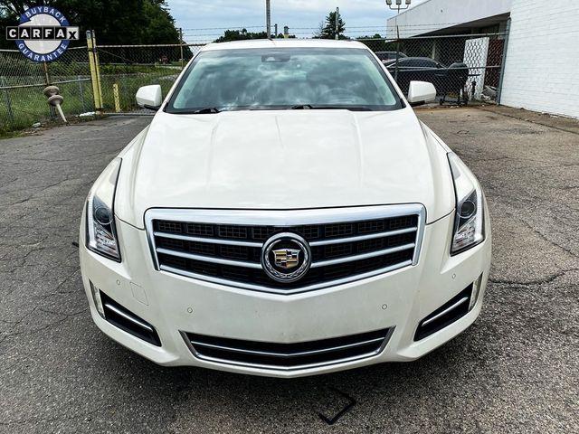 2014 Cadillac ATS Premium RWD Madison, NC 6