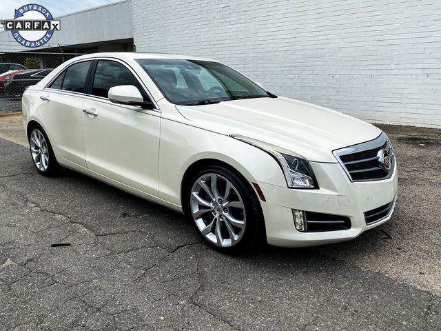 2014 Cadillac ATS Premium RWD Madison, NC 7
